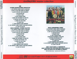 The Beatles - Sgt Pepper's Hybrid Remaster (FLAC + DVDA